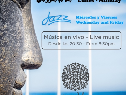 Live Music at Mandala Beach Bar in La Fustera