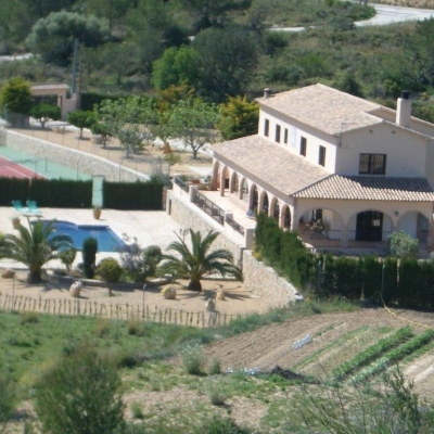 3 bed terreno in Benissa