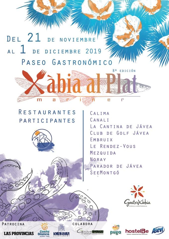 "Festivals in Javea: ""Xabia Al Plat Mariner"" (November 2020)"