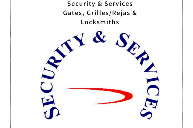 Security & Services - Electric Gates, Grills & Locksmith
