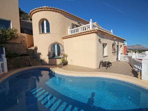 5 bed  villa in Benitachell
