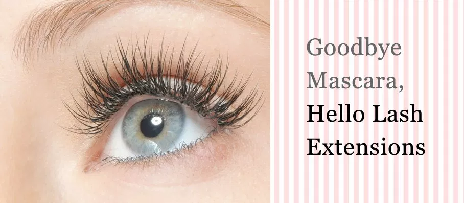 Information on Lash Extensions now available at The Nail and Beauty Station in Javea