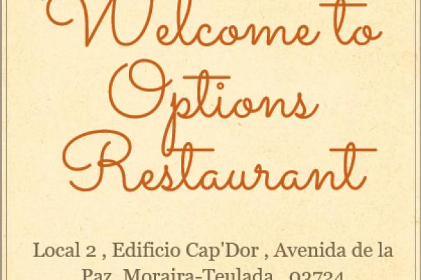 Options Restaurant