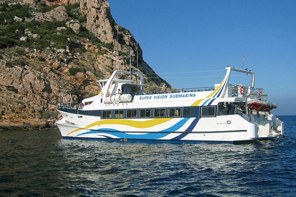 10% discount off Boat Trips from Javea & Calpe with Mundo Marino