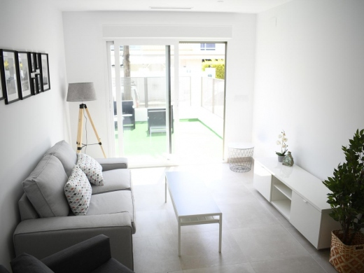 3 bed flat in Dénia