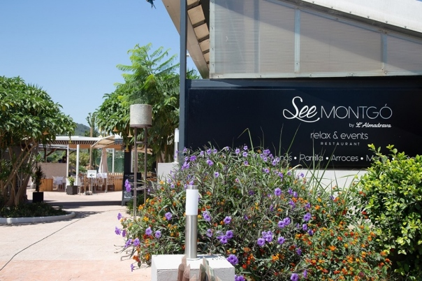 SeeMontgó-Relax & Events Restaurant