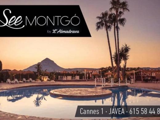 Isla Bonita Javea - Restaurant & Swimming Pool