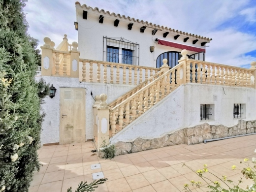 4 bed townhouse / terraced house in Moraira