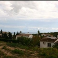 plot in Moraira