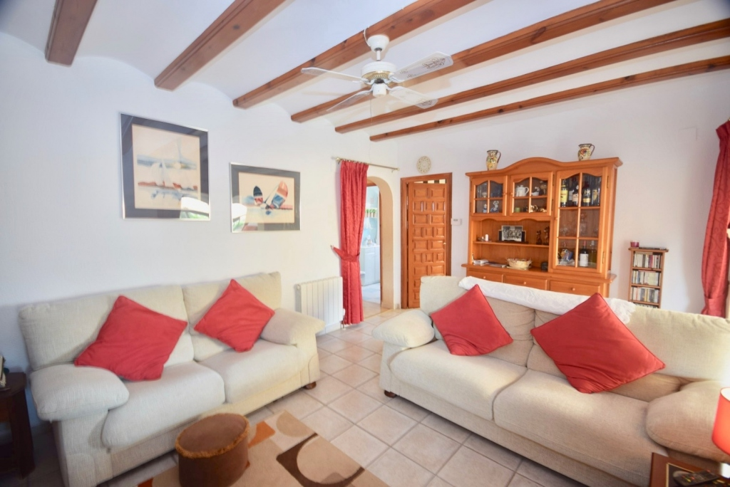 2 bed villa in Javea