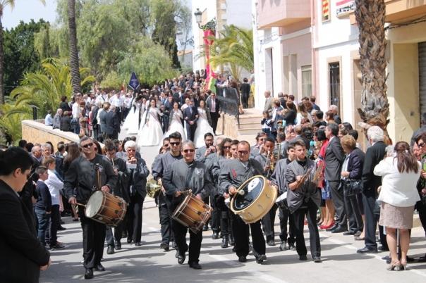 """Fiestas in Moraira-Teulada: """"Sant Vicent Ferrer"""" (April/May 2020)"""