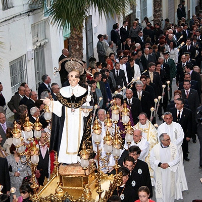 "Fiestas in Moraira-Teulada: ""Sant Vicent Ferrer"" (April/May 2020)"
