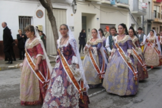 "Fiestas in Moraira: ""Sant Vicent Ferrer"" (April/May 2019)"