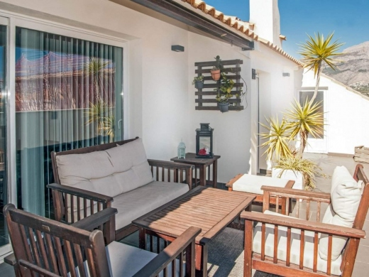 2 bed apartment in Altea