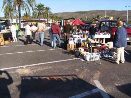 Teulada Flea Market - every Sunday