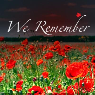 Remembrance Day Service in Calpe - 12 November