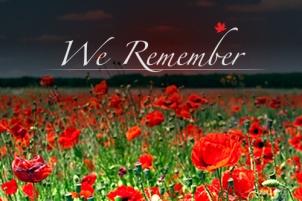 Remembrance Day Service (Calpe)