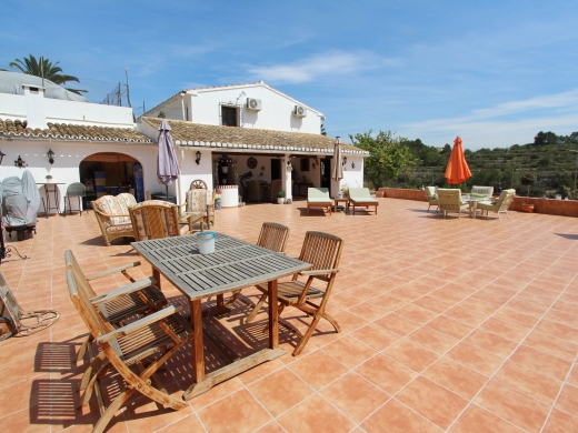 3 bed villas / chalets in Benissa