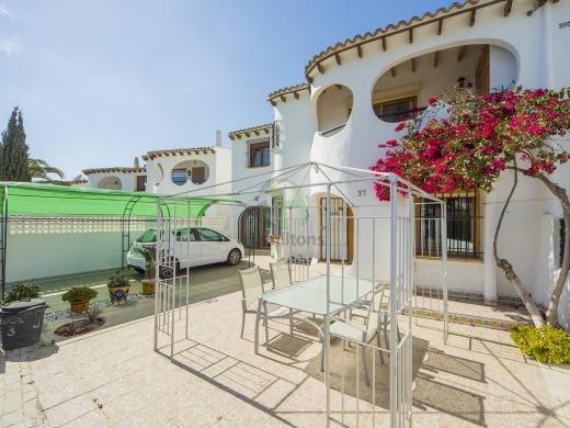 3 bed bungalow / townhouse / adosados in Calpe