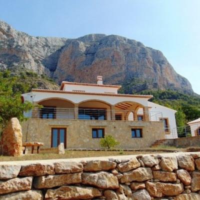 3 bed villas & fincas in Javea