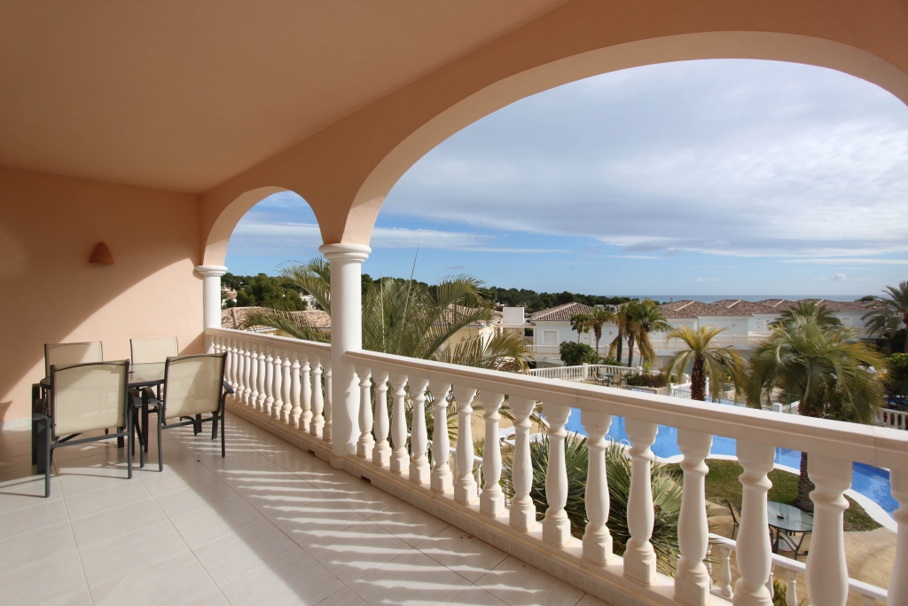 1 bed apartments / penthouses in Benissa