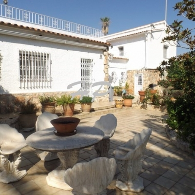5 bed villa in Benissa Costa