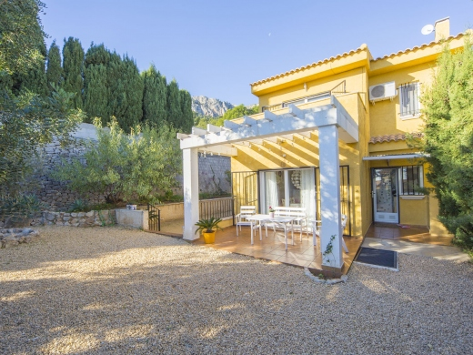 3 bed bungalow in Calpe