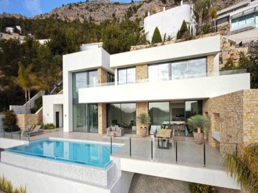 4 bed villas in Altea