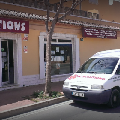 PC Solutions - Computer Repairs & Sales Javea