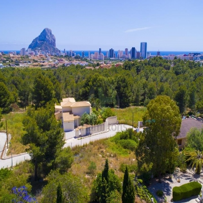 plot in Calpe