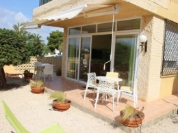3 bed apartment in Moraira