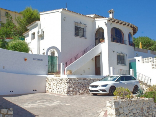 3 bed casa / chalet in Moraira