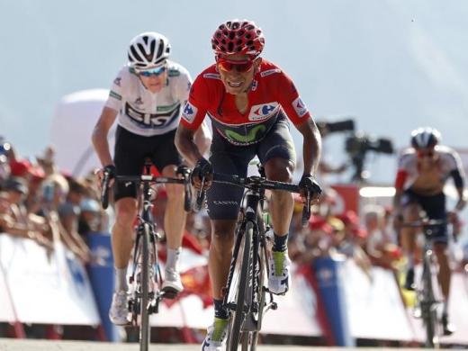 La Vuelta 2019 in Calpe