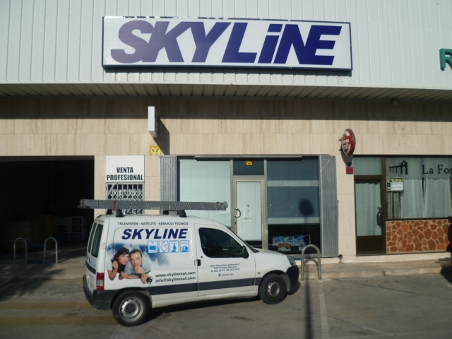 Skyline Satellite & Digital TV Services