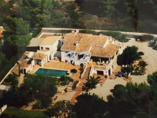 5 bed country house in Javea