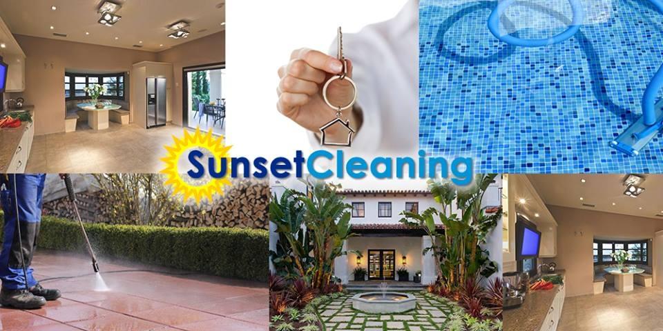 Sunset Cleaning Costa Blanca