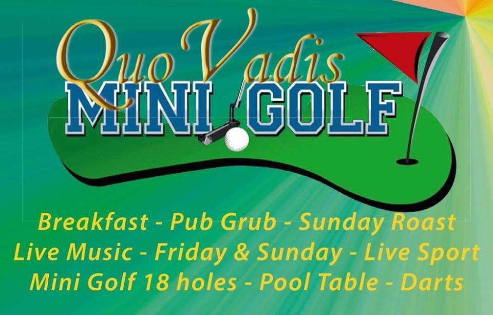 Quo Vadis Live Music & Mini Golf