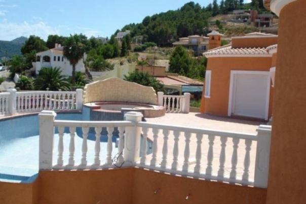 3 bed villas in Javea