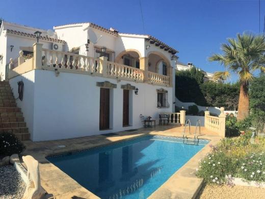 4 bed casa / chalet in Senija