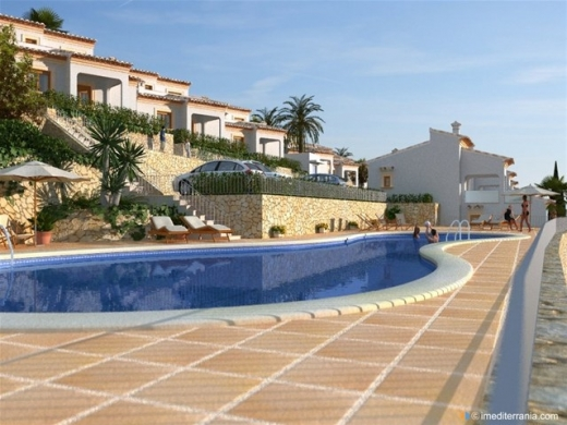 3 bed town house in Benitachell