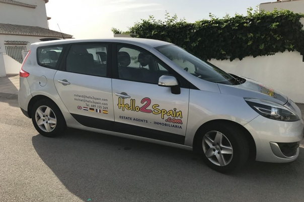 Sign Solutions - Vehicle Graphics & Signs