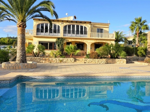 4 bed finca / country house in Calpe