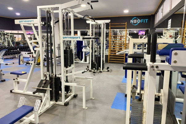 Come and visit Neo Fit Calpe - New Gym in Calpe has just opened