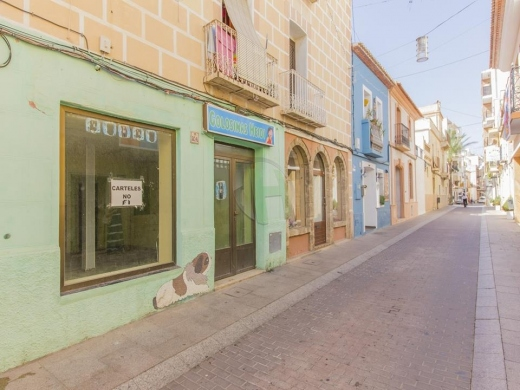 1 bed commercial in Calpe
