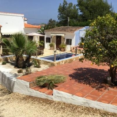 3 bed villas & fincas in Moraira