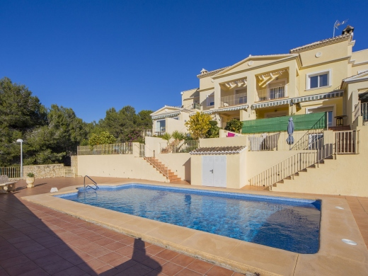 2 bed bungalow in Calpe