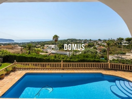5 bed villa in Moraira,Moraira