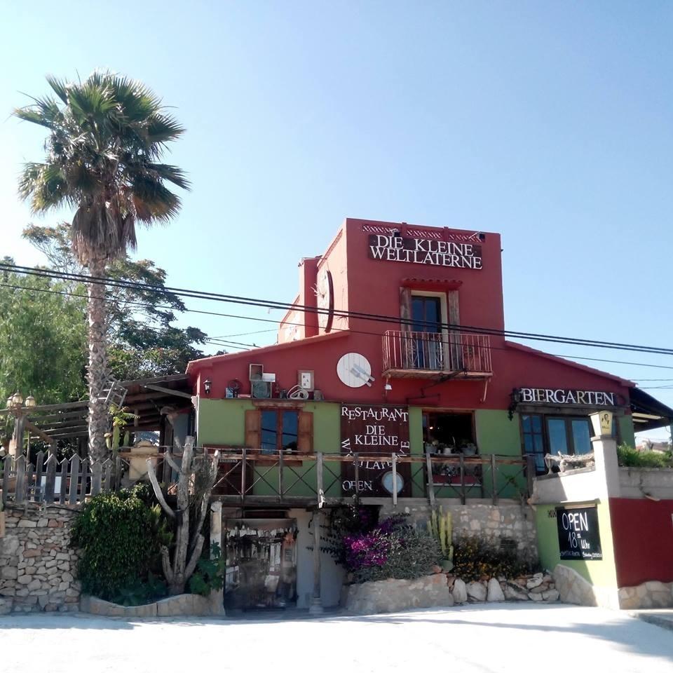 Die Kleine Weltlaterne Bar-Restaurant