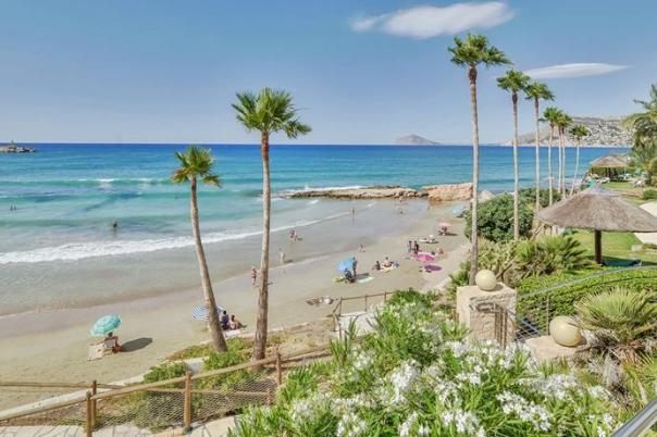 Calpe Beaches - Playa Cantal Roig