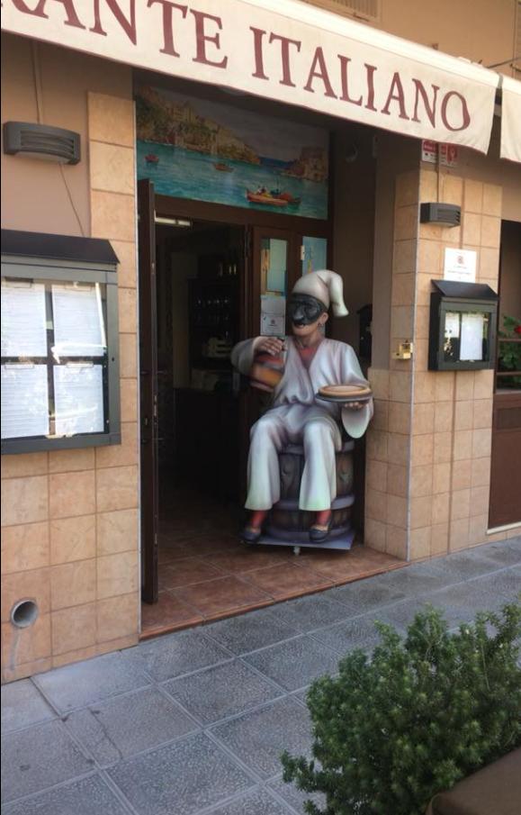 Restaurante Pulcinella - Italian Restaurant Moraira